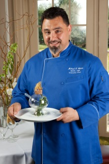 Chef Michael Giletto