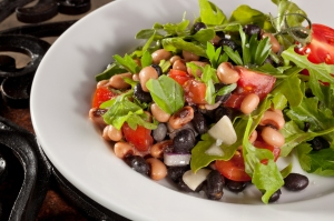 Food Photography for Wholesum Harvest Black Eyed Pea Salad