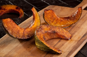 Food Photography for Wholesum Harvest Kabocha Squash