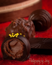 Creamy Chocolate Truffles