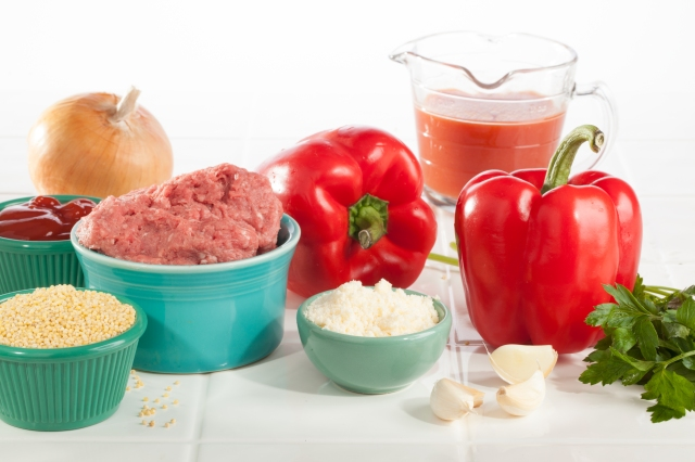 Stuffed Pepper Ingredients