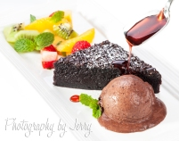Brownies and Mousse